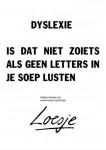 Steunpunt Dyslexie