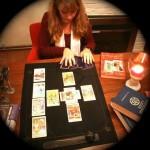 Tarot legging / Jaarlegging / Mme Lenormand