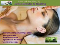 Massage, magnetiseren, healing-therapie
