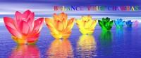 Chakra voetmassage of chakra healing