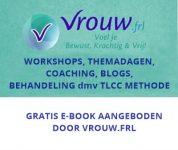 GRATIS E-BOOK VAN VROUW.FRL