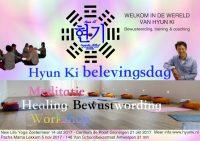 Belevingsdag Hyun Ki – New Life Yoga