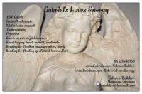 Energetische massage van 2 uur (inclusief reading van de engelen)