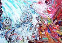 schilderijen (opgeladen ) esoterik schiderijen