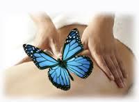 Vlinder massage