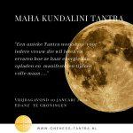 Maha Kundalini Tantra workshop voor Vrouwen
